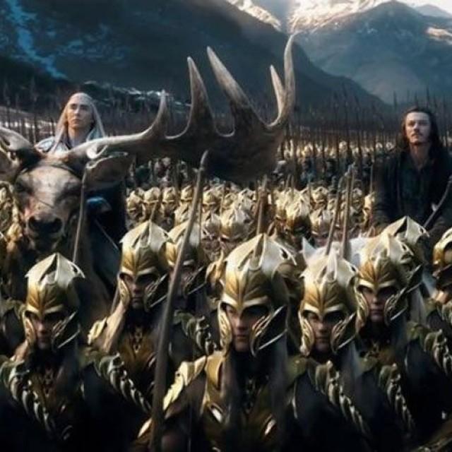 Hobbitul: Batalia celor 5 ostiri