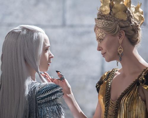Freya și Ravenna