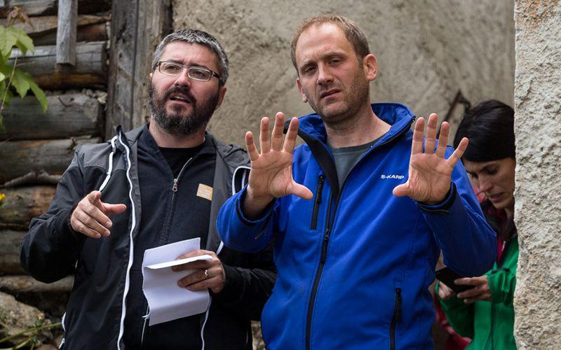 Marian Crişan şi Tudor Mircea