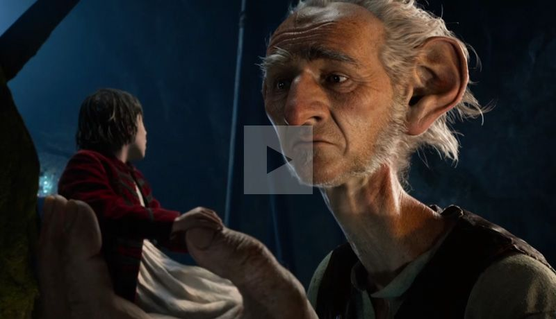 Disney's The BFG (Trailer)
