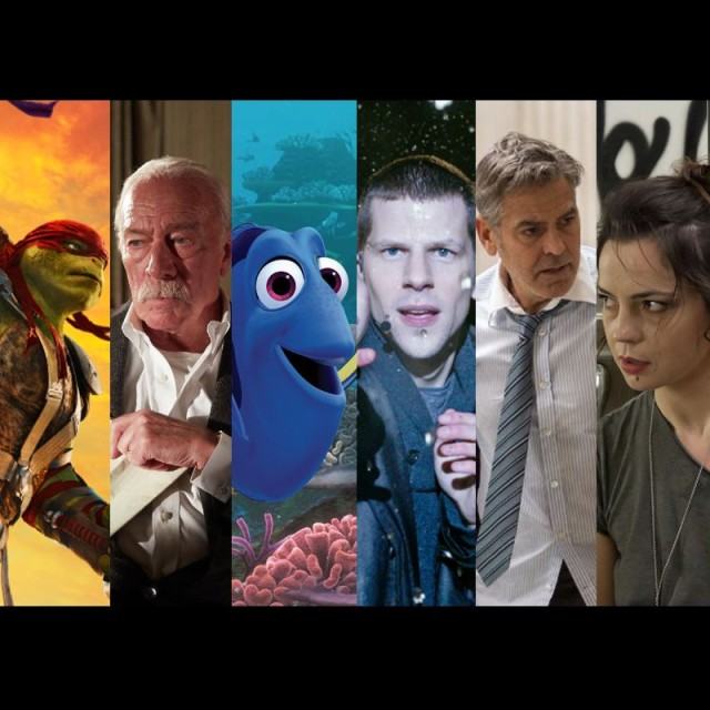 Marele ecran: cele mai aşteptate filme ale lunii iunie
