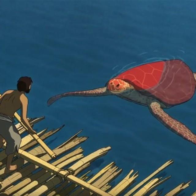 """Cannes, Un Certain Regard: """"La tortue rouge"""", o coproducţie Ghibli-Europa, a luat Premiul special al Juriului"""