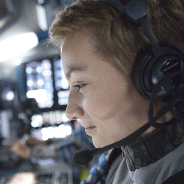Anamaria Marinca pleacă iar în spaţiu. Are un nou rol de astronaut