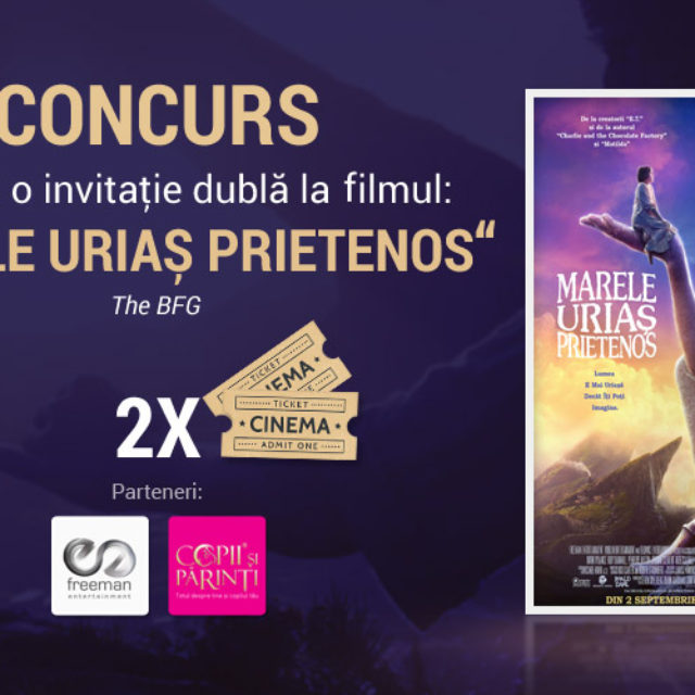 Concurs: DINFILME.RO și Freeman Entertainment te invită la film!