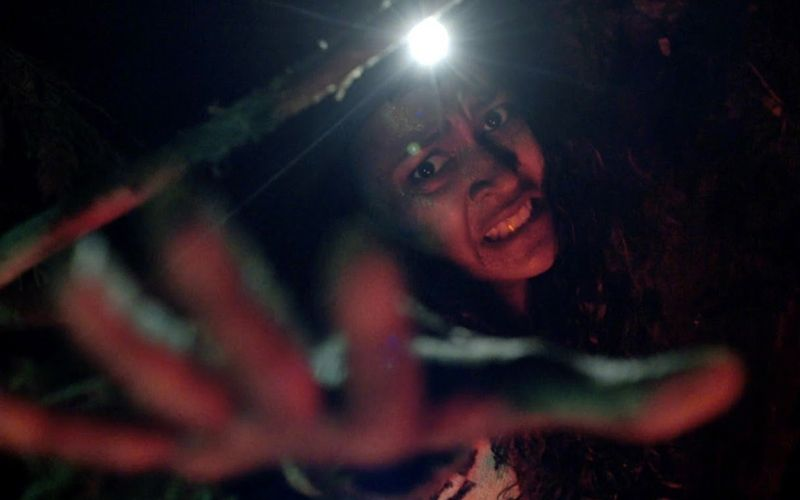 "captură foto ""Blair Witch"""