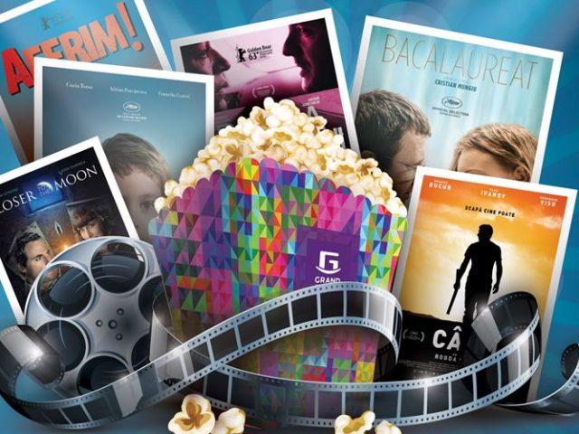 Proiecție specială de filme românești în cinematograful din mall Băneasa