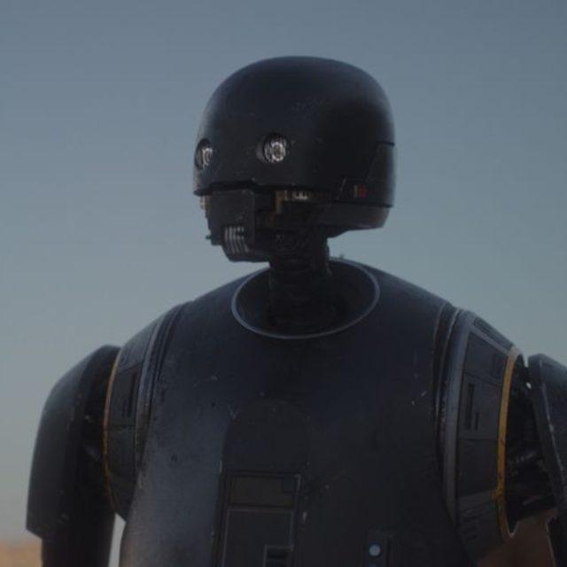 """""""Rogue One: O poveste Star Wars"""": despre noul droid K-2SO şi alte curiozităţi din film"""