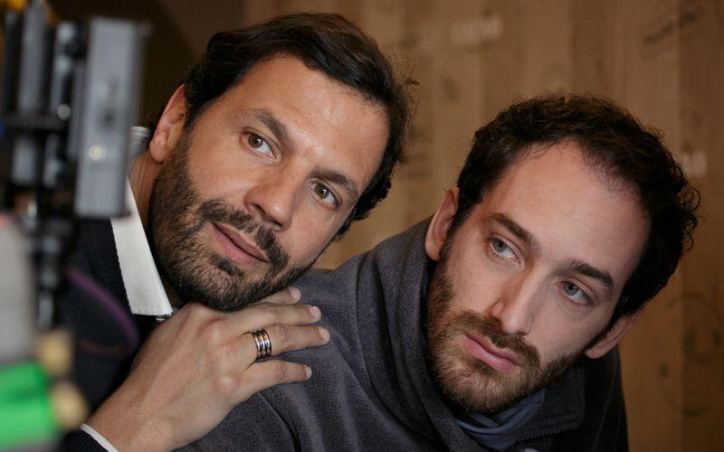 Mehdi Nebbou și Tudor Aaron Istodor