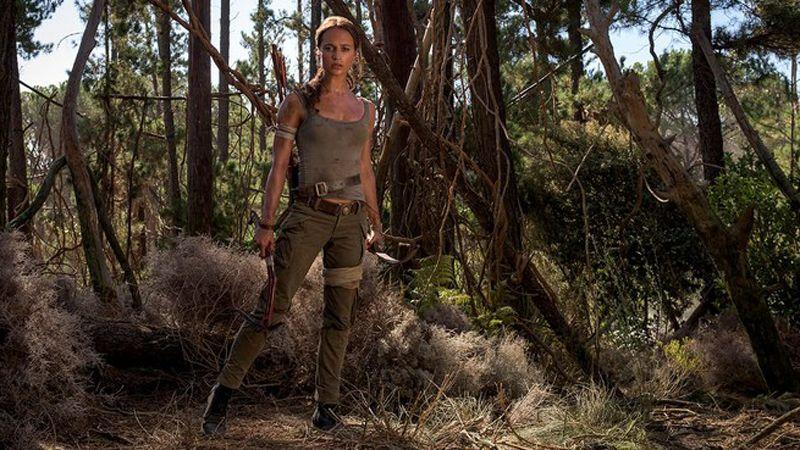 Alicia Vikander este Lara Croft