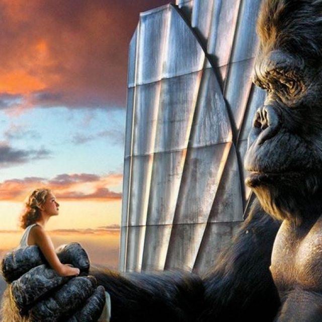 """Filmul """"King Kong"""", cu Naomi Watts și Adrien Brody, vine pe DIVA"""