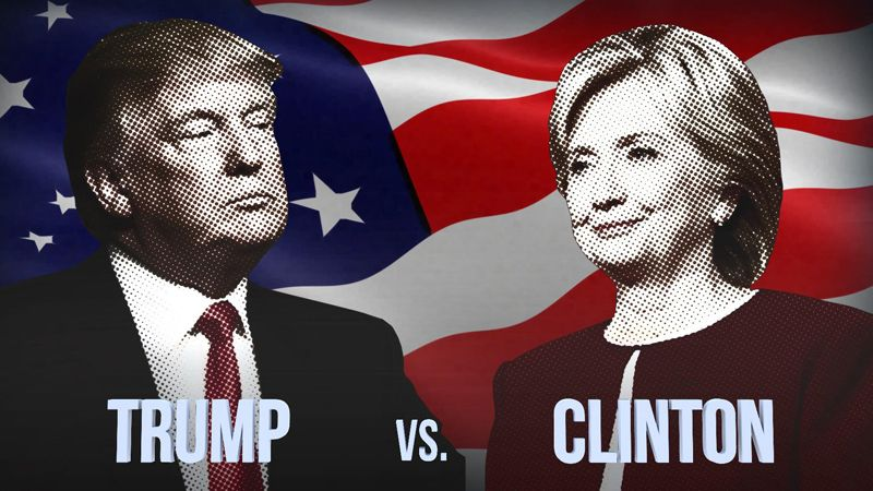 "Documentarul ""Trump vs Clinton"""