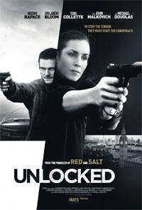 Unlocked / Unlocked: Pericol descătușat