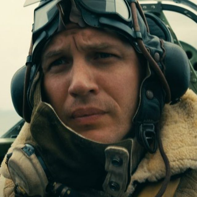 Tom Hardy în filmul Dunkirk