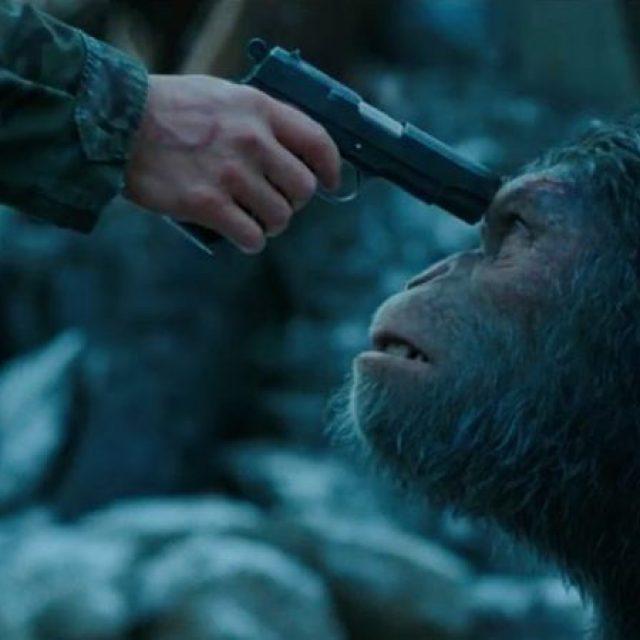 """""""Planeta Maimuţelor: Războiul"""". Caesar şi oamenii"""