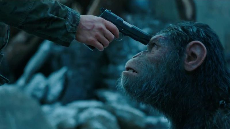 Dawn of the Planet of the Apes - Planeta Maimuţelor