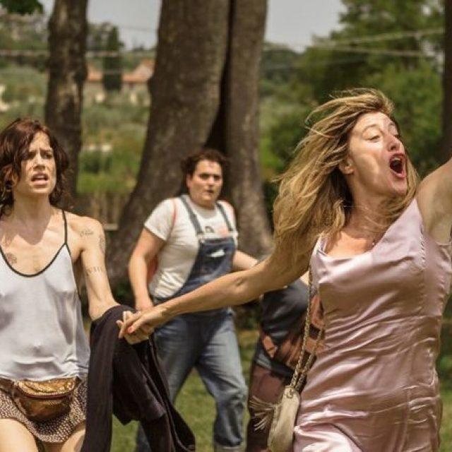 """Filmul """"Nebune de fericire"""" (2016)"""