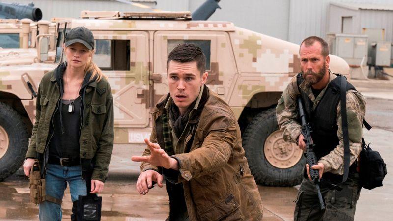 """""""Fear The Walking Dead"""", sezonul 3, partea a doua"""