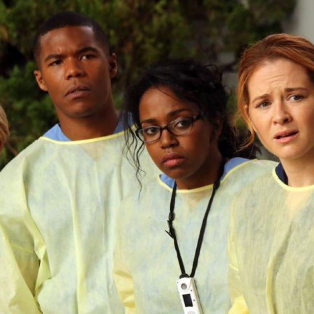 """Sezonul 10 al serialului """"Anatomia lui Grey"""""""