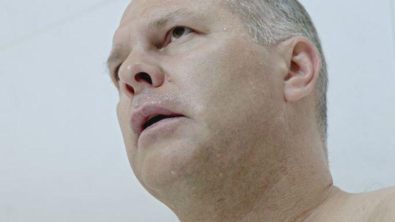 """Actorul Vlad Ivanov în filmul """"Capace"""""""