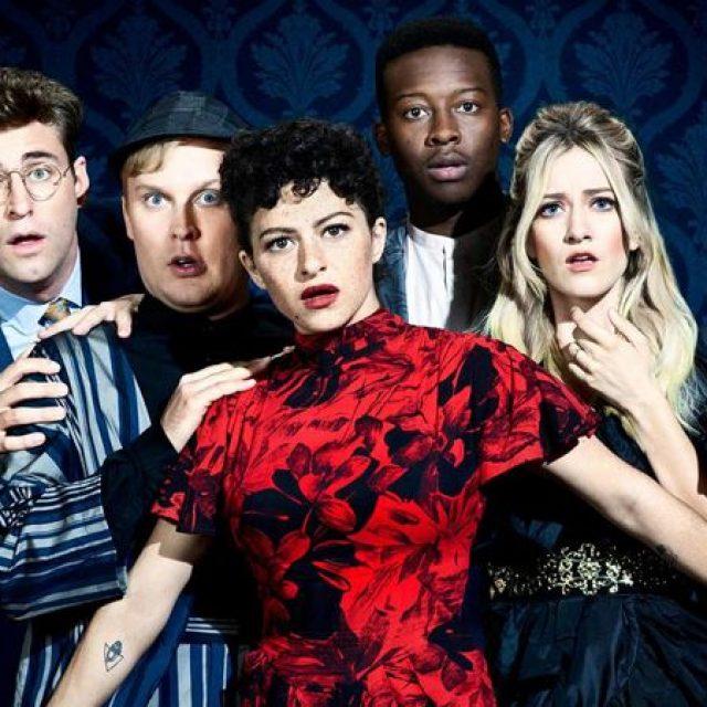 """Nou pe TNT: sezonul doi al serialului """"Căutări misterioase"""""""