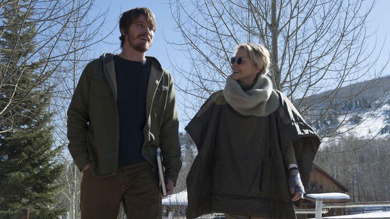 """Imagine din miniseria """"Mozaic"""", cu Sharon Stone în rol principal"""