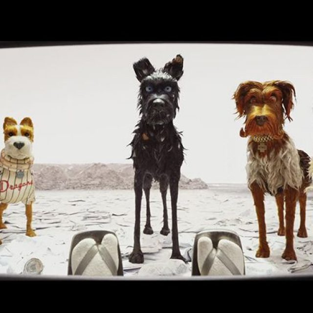 """""""Isle of Dogs"""" - Wes Anderson"""