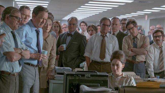"""""""The Post: Secretele Pentagonului"""" (r. Steven Spielberg)"""