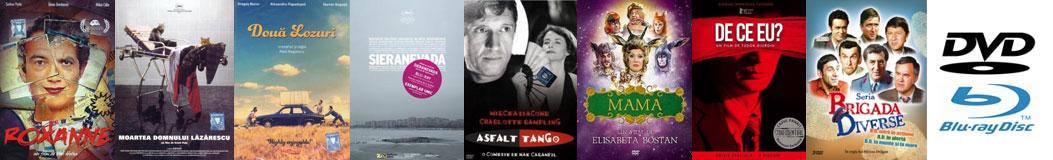 Filme românesti pe DVD şi Blu-Ray