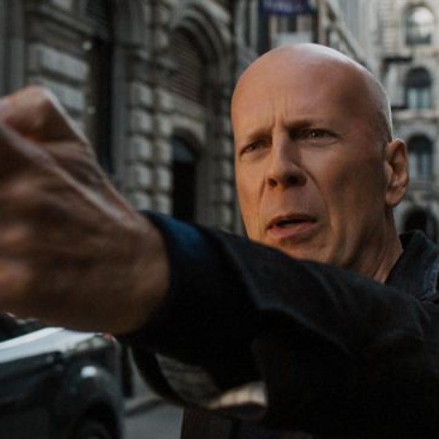 """Bruce Willis în """"Death Wish. Răzbunarea"""""""