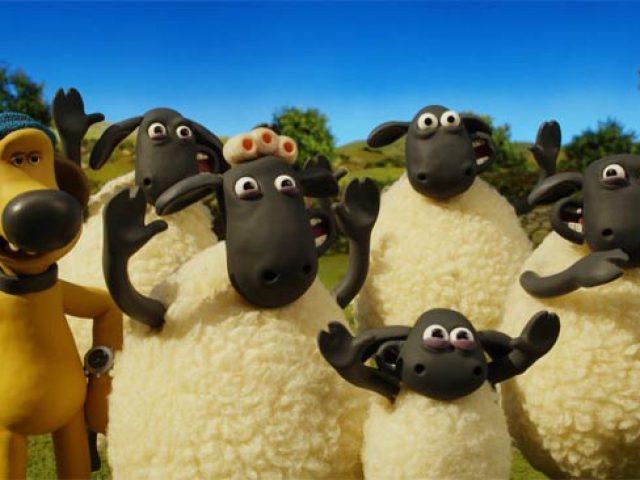 Mielul Shaun / Shaun the Sheep