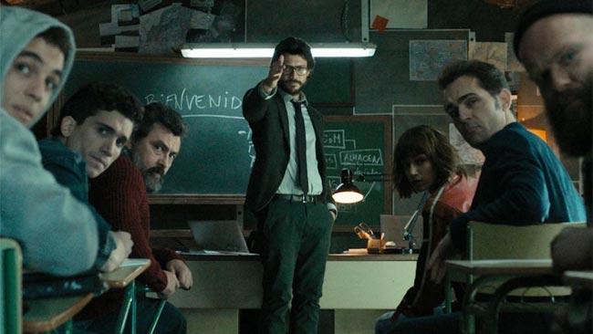 """El profesor şi echipa de """"elită"""""""