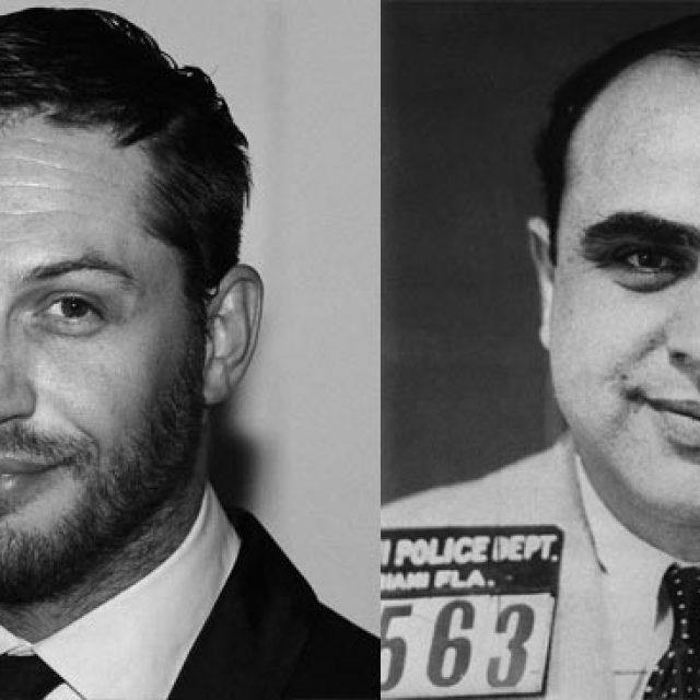 """Tom Hardy este Al Capone, în """"Fonzo"""", film regizat de Josh Trank"""