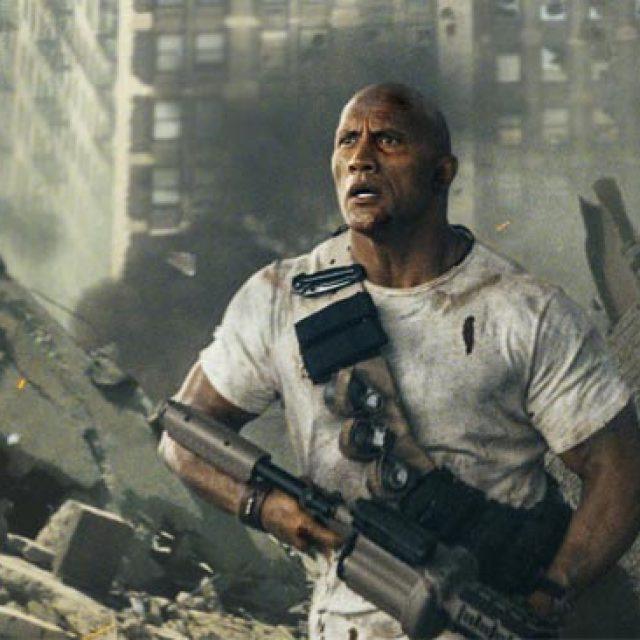 """Filmul """"Rampage: Scăpaţi de sub control"""""""