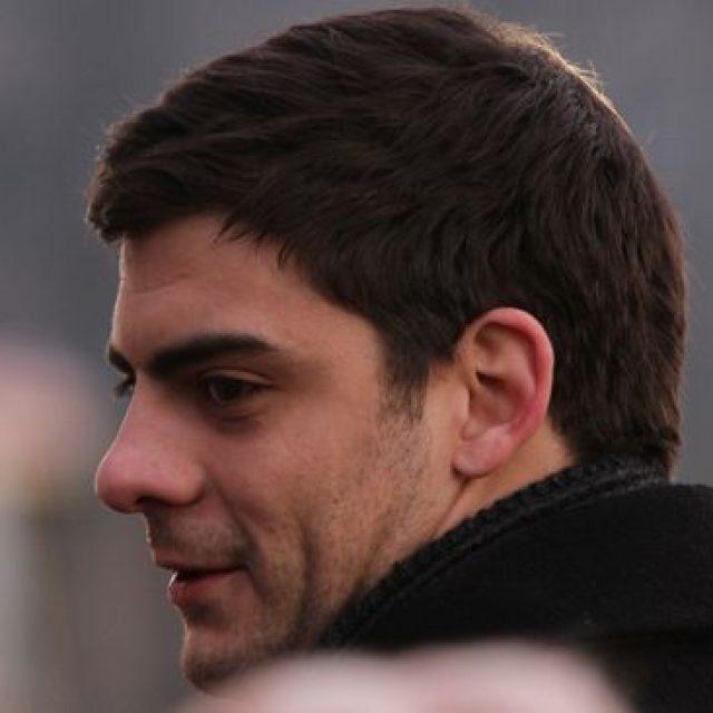 Milan Marić în filmul Dovlatov